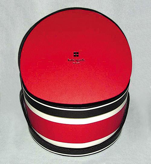 Kate Spade Drum Box