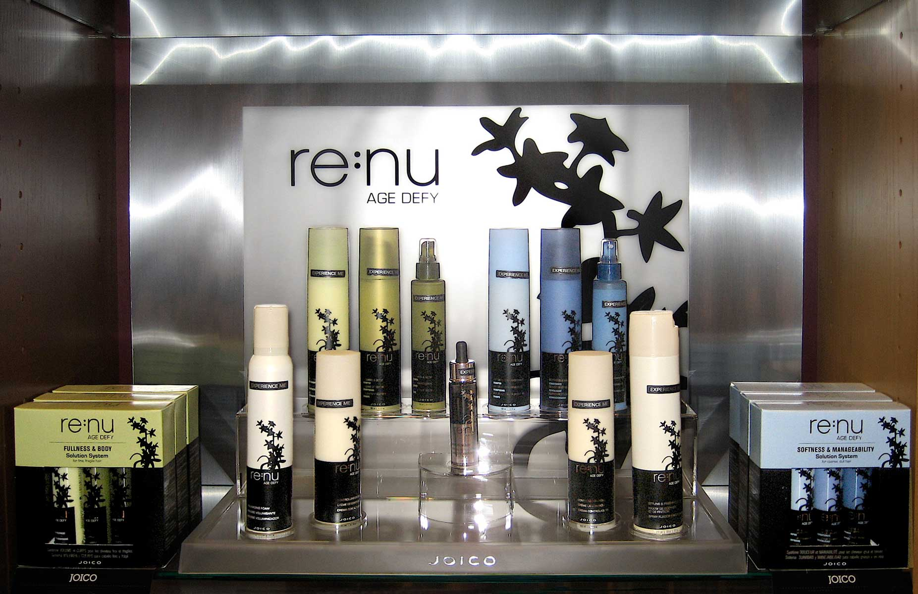renu niche display
