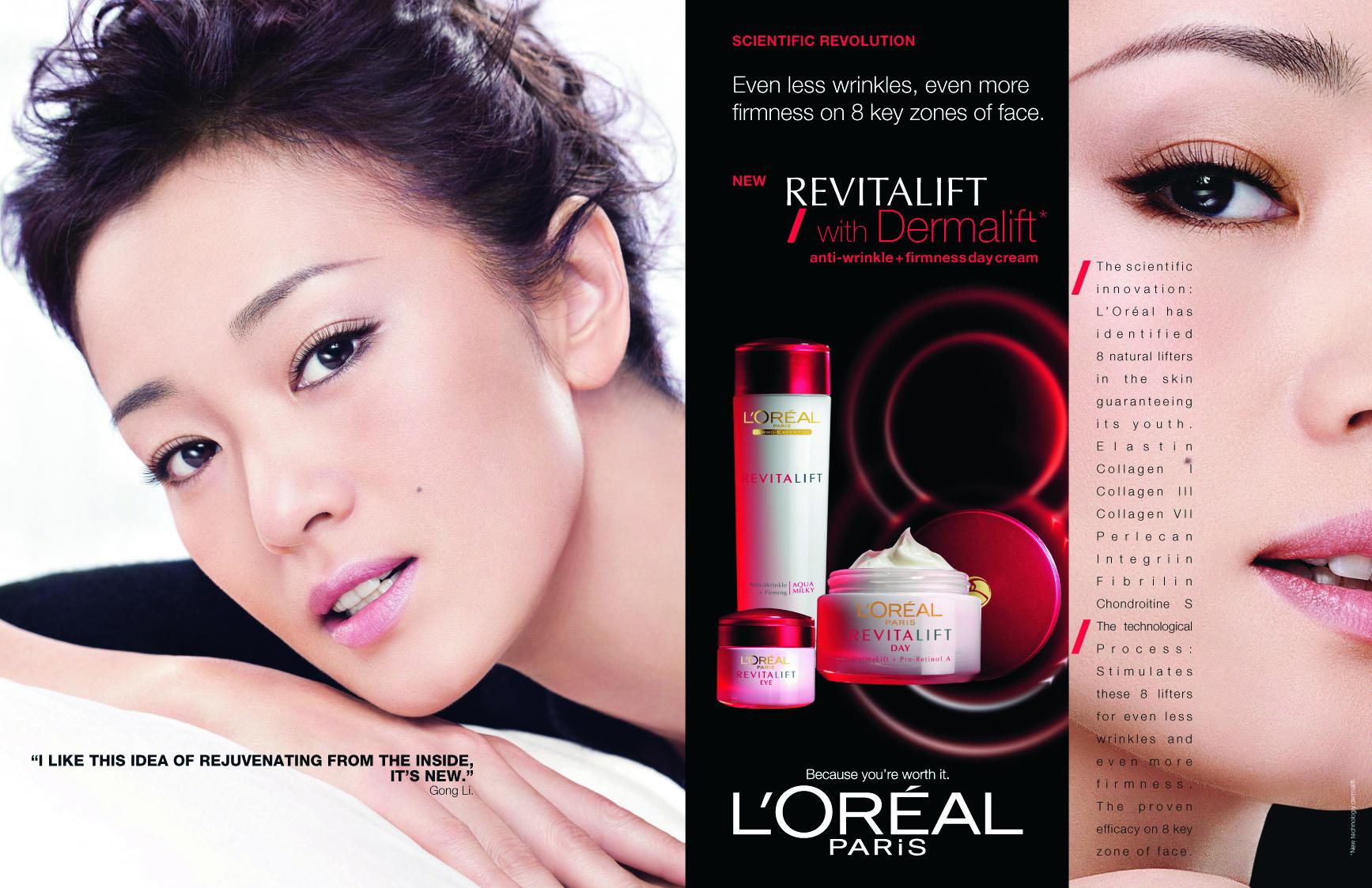 Loreal ad